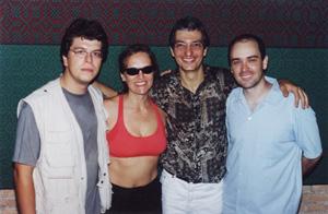 Rogério Botter Maio Quartet SESC Pompéia - São Paulo, February 2001